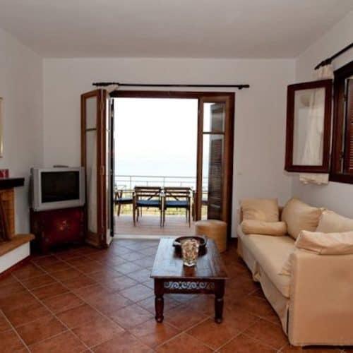 Aspasia Beach House Living Room