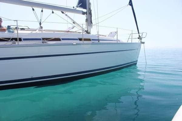 Sail a Trek Adventures day yacht
