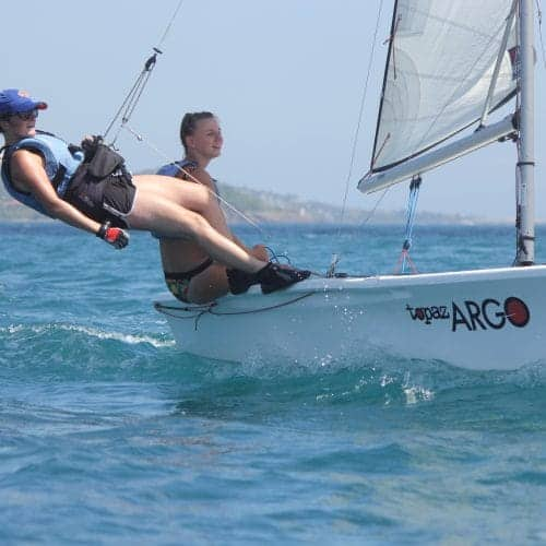 Paliki Beach Club Dinghy Sailing