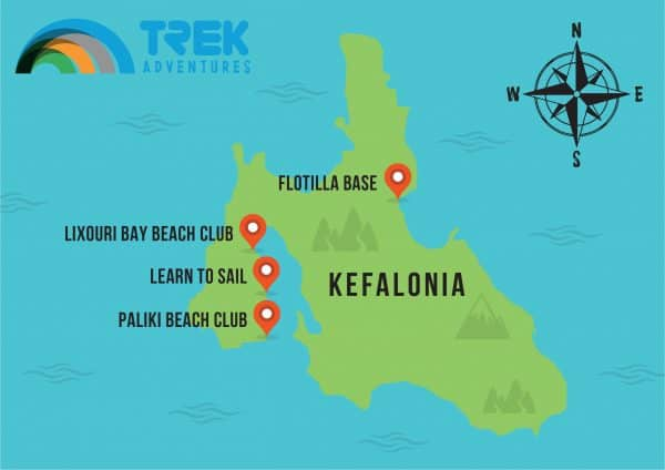 active holidays in kefalonia