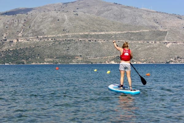SUP Lixouri Active Beach Holiday