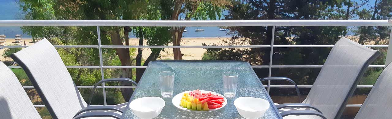 2 Bed Family Apartment Plus at Lixouri Bay Beach Club
