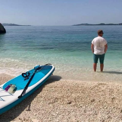 SUP Excusion Active Beach Holiday
