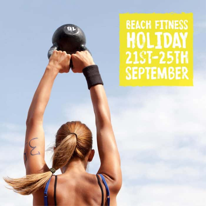 Beach Fitness Holidays Q&A With Fitness Is.