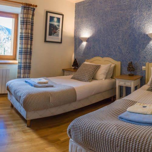 Chalet Dibona Bedroom 1