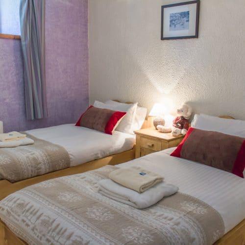 Chalet Dibona Bedroom 3