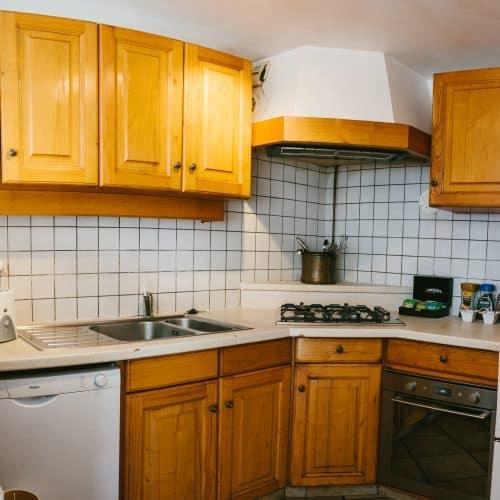 Chalet Dibona Kitchen