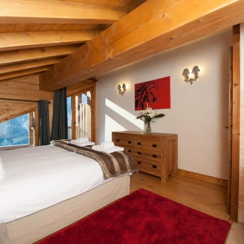 The North Face Chalet Bedroom 4