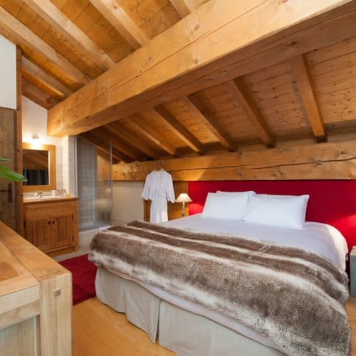 The North Face Chalet Bedroom 3