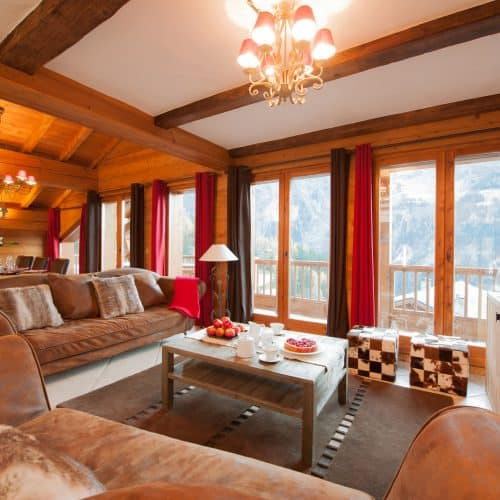 The North Face Chalet Lounge