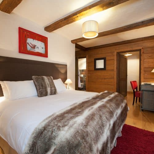 The North Face Chalet Bedroom 1