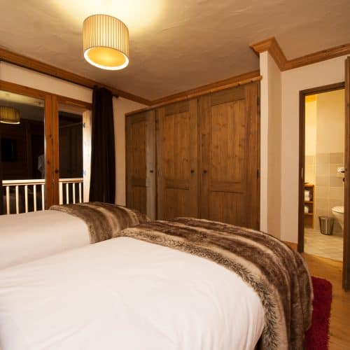 The North Face Chalet Bedroom 2