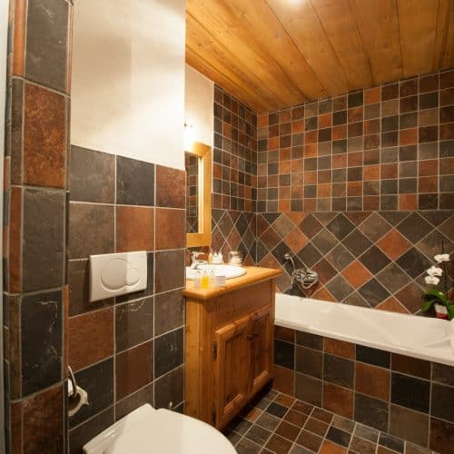 The North Face Chalet Bathroom