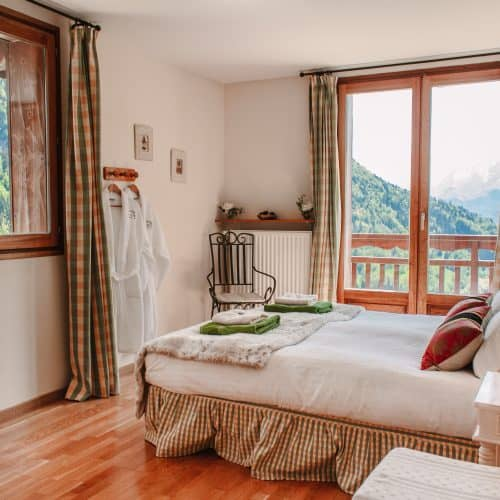Chalet Saskia WEST Bedroom 1