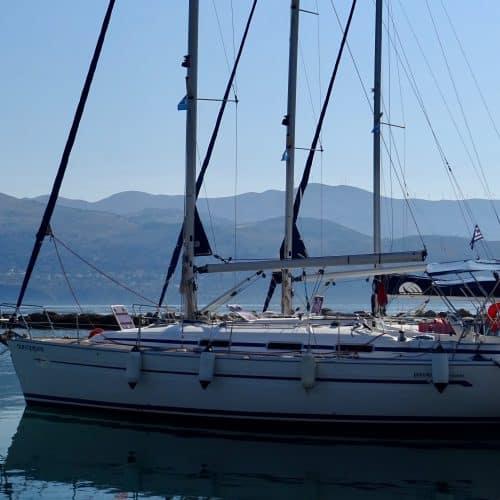 West Coast Flotilla Sailing in Kefalonia
