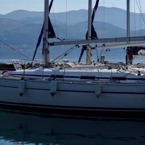 West Coast Flotilla Sailing in Kefalonia