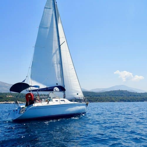 Day Yacht Sailing