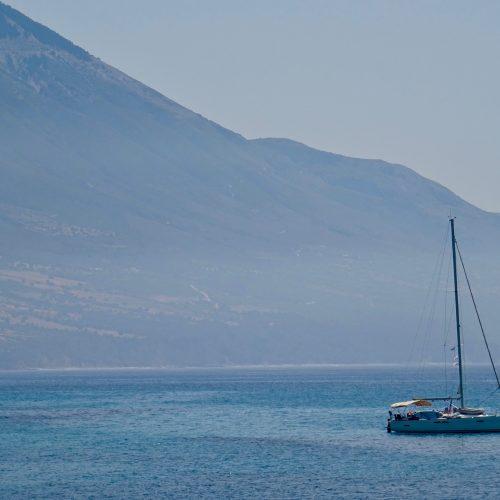Flotilla Sailing in Kefaloni