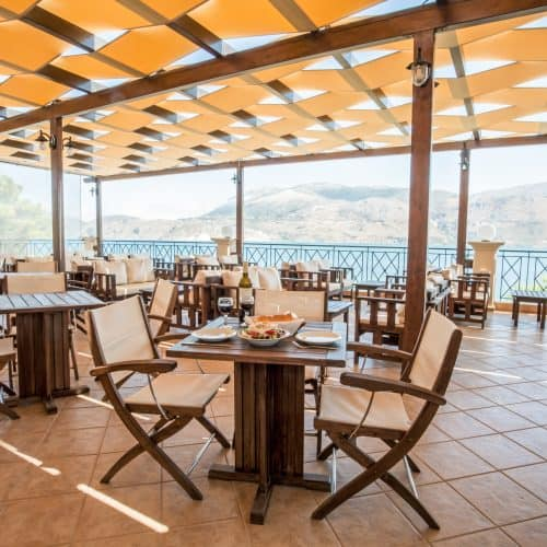Lixouri Bay Beach Club Restaurant