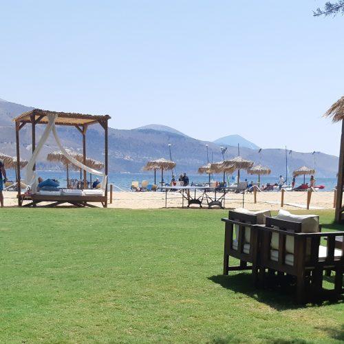 Beach Bar at Lixouri Bay Beach Club