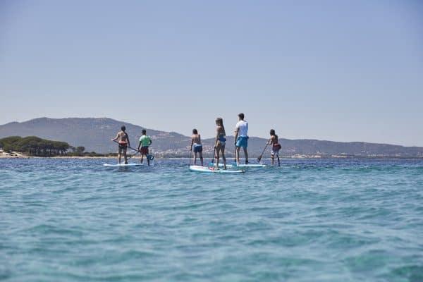 SUP holidays Greece