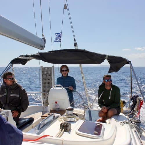 Yacht Delivery Flotilla