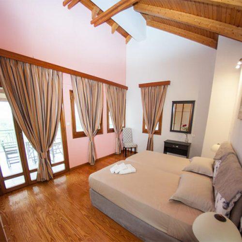 Villa Sunrise Bedroom 1