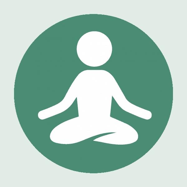 Active Trek Yoga Icon