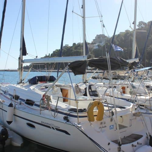 Flotilla Yachts, Greece