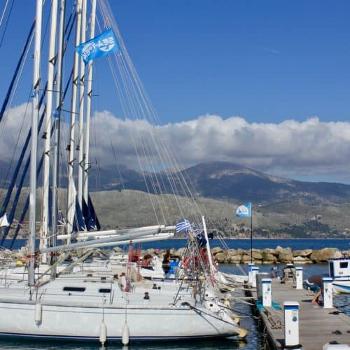 Lixouri Learn To Sail Base, Kefalonia