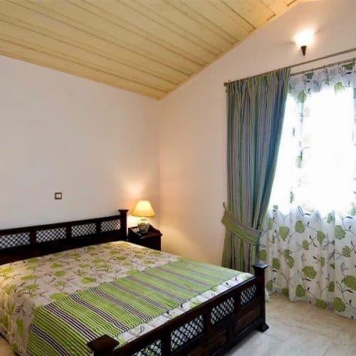 Paliki Villa Master Bedroom