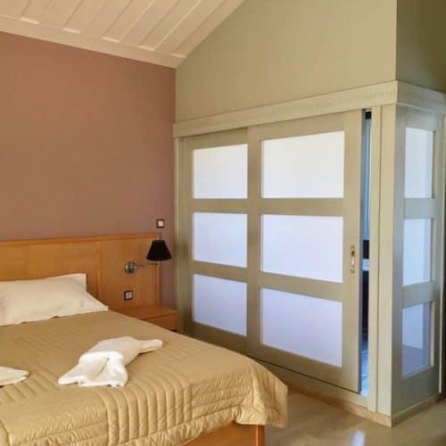 Villa Filira Master Bedroom