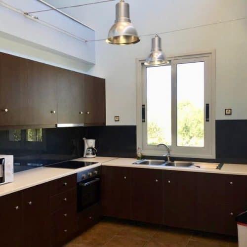 Paliki Villas Kitchen