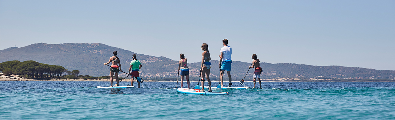 SUP Holiday in Kefalonia