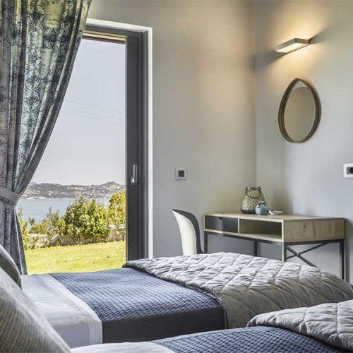 Elia Villa Twin Bedroom