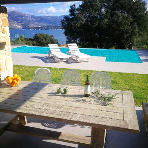 Villa Elia Alfresco and Pool