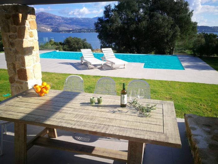 A Villa and Water Sports Holiday in Kefalonia, Greece