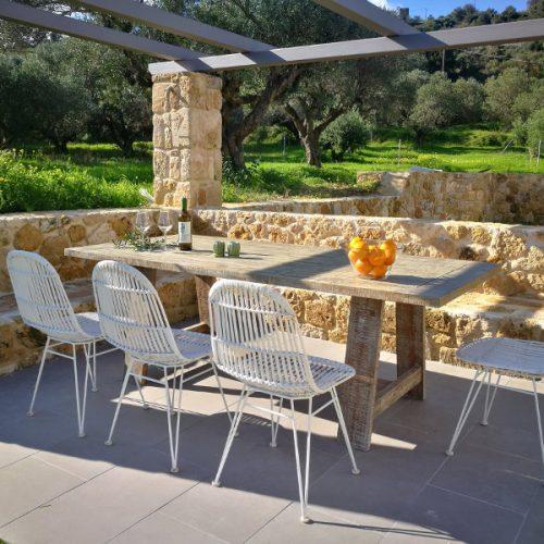 Villa Elia Al Fresco Dining