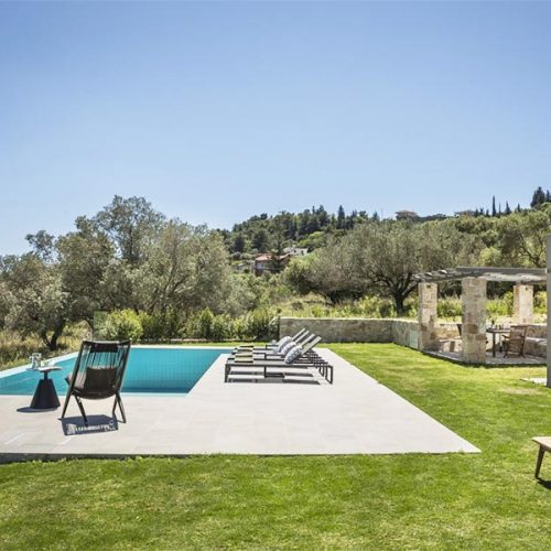 Villa Elia Outdoor Area and Pool