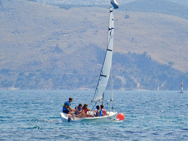 Dinghy Sailing Private Tuition