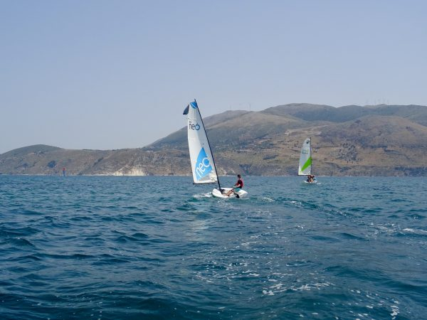 Dinghy Sailing Regatta