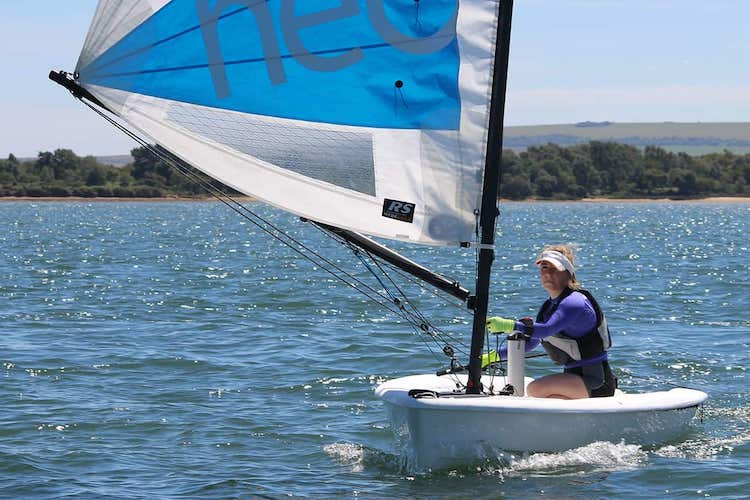 RS Neo Sailing Dinghy