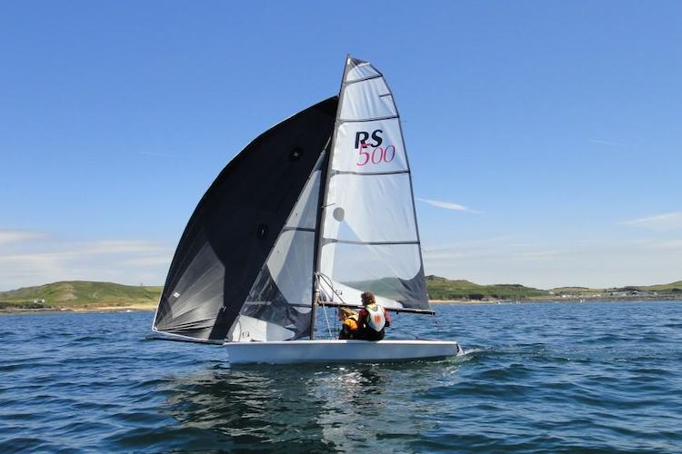 RS 500 Sailing Dinghy