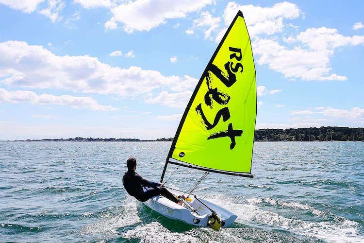 RS Zest Sailing Dinghy