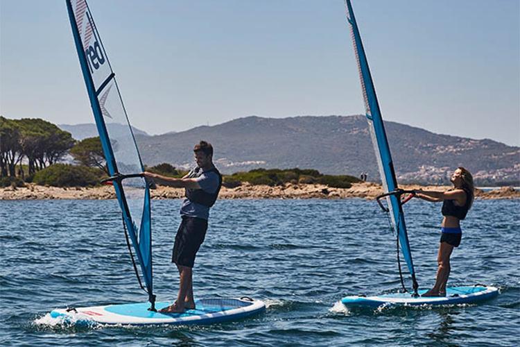 Windsurfing 10'7 Wind SUP