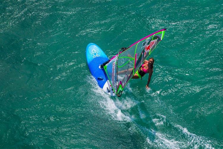 Windsurfing Starboard GO