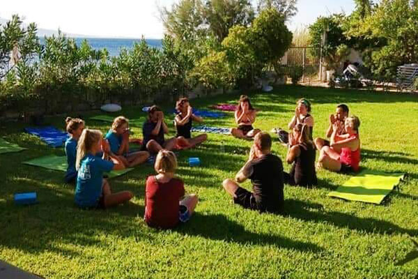 Yoga Paliki Beach Club