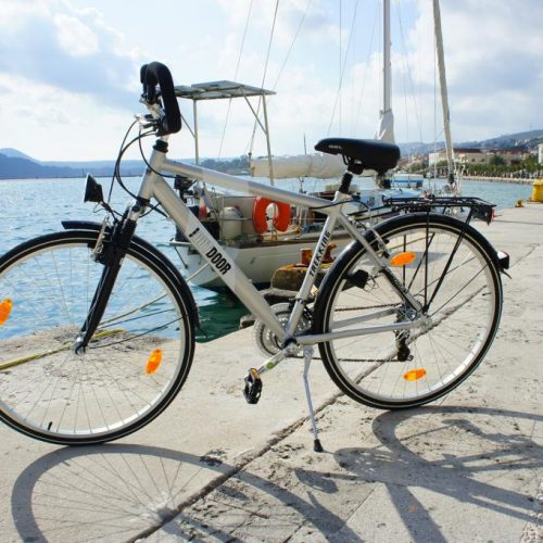 Cycling in Kefalonia