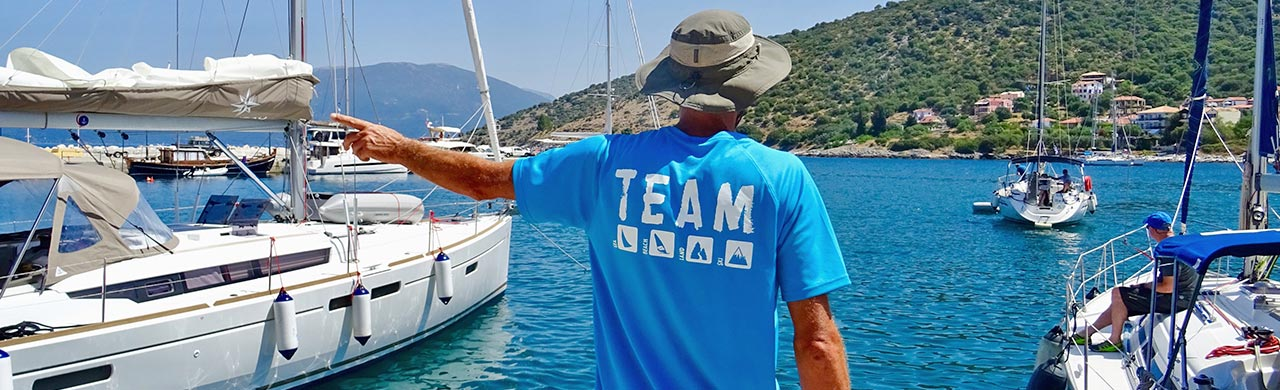 sailing holidays in Kefalonia