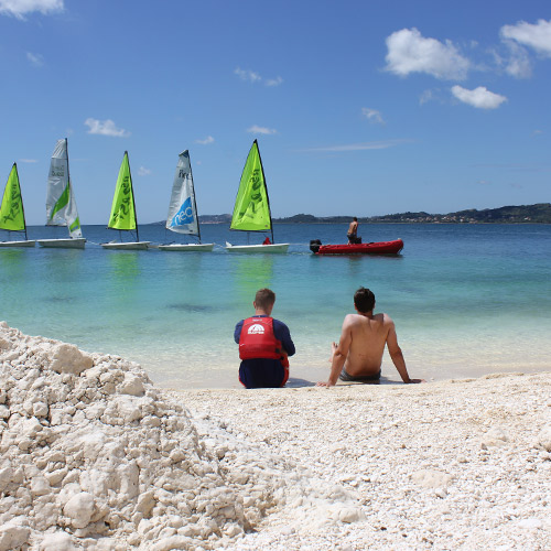 Lixouri Bay Sail Away
